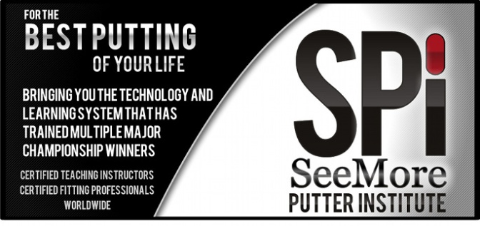 SeeMore Putters, they really are that good.