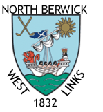 north berwick west links crest